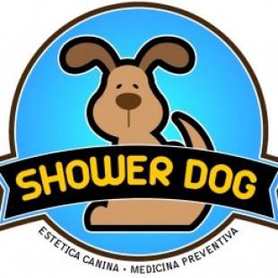 Logotipo Shower Dog