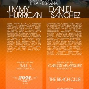 Jimmy Hurrican & Daniel Sanchez @ Me Cancun