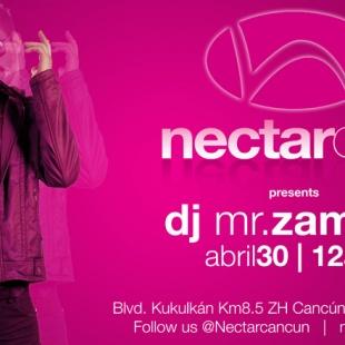 Nectar Club | Mr Zamora