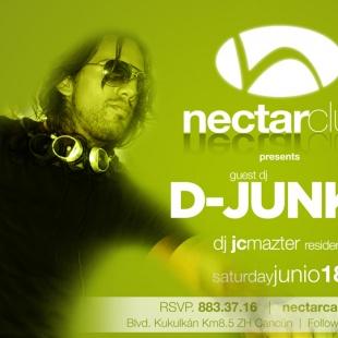 D-Junks @ Nectar Club