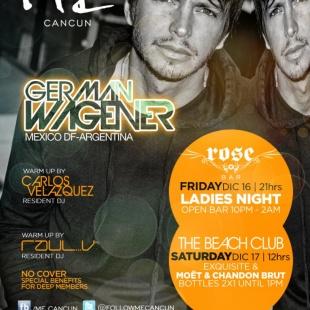 DJ Wagener @ Rose Bar