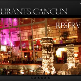 Top Restaurants Cancun