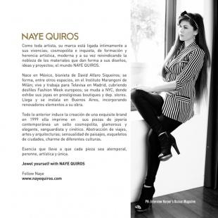 Naye Quiros @ ME Cancun