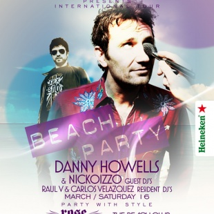 Danny Howells @ ME Cancun